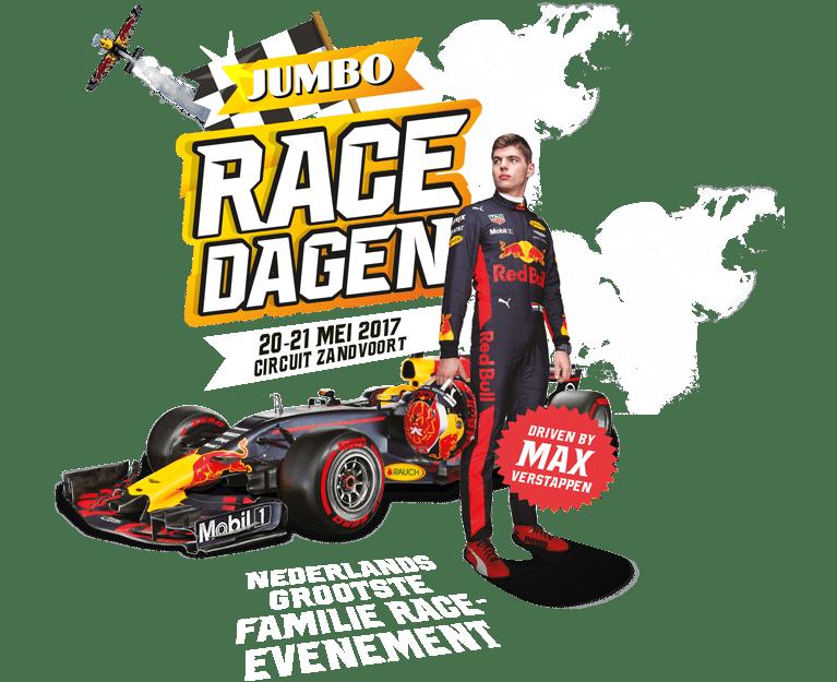 Jumbo Racedagen Max Verstappen